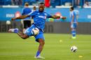 Didier Drogba est resté à Montréal