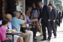 Harper promet 52 millions $ pour l'accueil des croisiéristes
