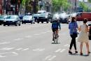 Grande consultation auprès des cyclistes à Québec
