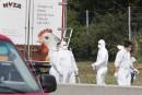 Autriche: plus de 70 morts dans le camion retrouvé sur une autoroute