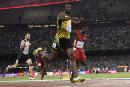 Usain Bolt encore maître du 200 mètres