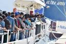 Plus de 300000 migrants ont traversé la Méditerranée en 2015