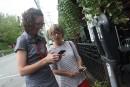 Magog : le cellulaire pour payer son parcomètre