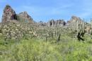 Ravissement sur l'Apache Trail