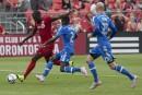 L'Impact s'incline 2-1 face au Toronto FC