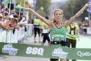MarathonSSQ Lévis-Québec: émotions fortes au fil d'arrivée