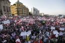 Le pouvoir libanais sous pression après une manif monstre