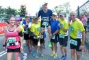 Marathon SSQ Lévis-Québec: courir entouré des siens