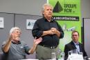 Propos envers une journaliste: Guy Julien et Yvon Picotte pointés du doigt