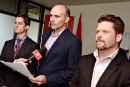 Les libéraux critiquent les élus néo-démocrates de la région de Québec