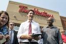 Harper ne respecte pas les fonctionnaires, dénonce Trudeau