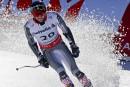 Dustin Cook de retour sur ses skis