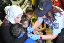 République tchèque: polémique surle marquage des migrants
