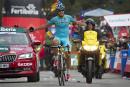 Tour d'Espagne: Aru et Astana s'envolent, Froome s'écroule