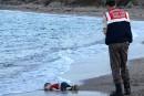 Migrations: l'Europe sous le choc après la photo d'un enfant mort noyé