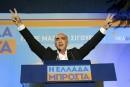 Elections en Grèce: la droite devance de peu Syriza