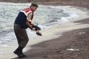 La famille du petit Syrien mort noyé tentait d'émigrer au Canada