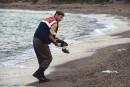 Jeune réfugié noyé: «une journée noire pour le Canada», dit Dewar