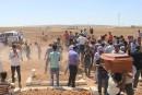 Crise des migrants: le petit Aylan inhumé