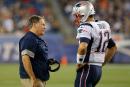 La présence de Tom Brady ne change rien pour Bill Belichick