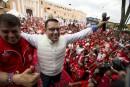 Guatemala: «marche funèbre» à la veille des élections présidentielles