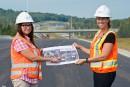 Deux chantiers majeurs menés par des femmes à Sherbrooke