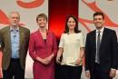 R.-U.: quatre candidats lorgnent la direction du parti travailliste