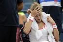 US Open:Eugenie Bouchard, blessée, déclare forfait