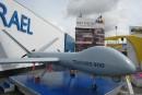 La Suisse va acheter six drones israéliens