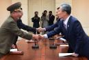 Les deux Corées conviennent d'une réunion des familles en octobre