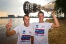Pellerin et Blais, nouveaux champions de la Classique