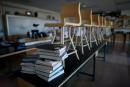 Écoles: une première journée de grève le 30 septembre