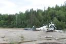 Accident d'hélicoptère sur la Côte-Nord: tentative d'atterrissage malheureuse