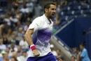 Cilic et Djokovic atteignent les demi-finales à New York