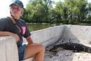 Louisiane: partie de chasse au bayou