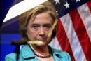 Hillary Clinton joue l'humilité dans l'affaire de sa messagerie