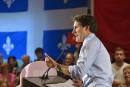 Bilinguisme: Trudeau absent du débat Munk?