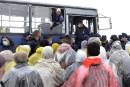 5000 migrants arrivés en 24h à la frontière serbo-hongroise