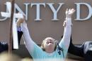 La greffière anti-mariage gai, nouvelle icône de la droite religieuse américaine
