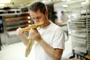 Une boulangerie d'exception: Le pain dans les voiles