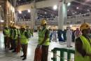 Chute d'une grue àLa Mecque: le bilan monte à 107 morts