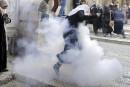 Violents heurts sur l'esplanade des Mosquées au début de fêtes juives