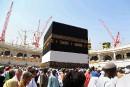 L'extension effrénée de La Mecque critiquée après la chute d'une grue