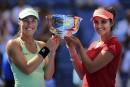 US Open: le titre pour Hingis et Mirza