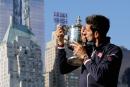 Novak Djokovic assuré de terminer l'année au sommet