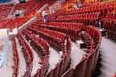 Metallica: le maire invite les <em>fans</em> à ne pas dévisser les bancs du Colisée
