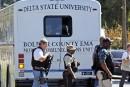 Mississippi:un professeur d'université tué par balle
