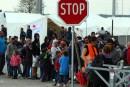 Allemagne: 1000 réfugiés arrivés en Bavière malgré les contrôles