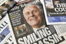 Australie: Malcolm Turnbull investi premier ministre