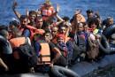 Plus de 500 000 migrants sont entrés dans l'UE en 2015